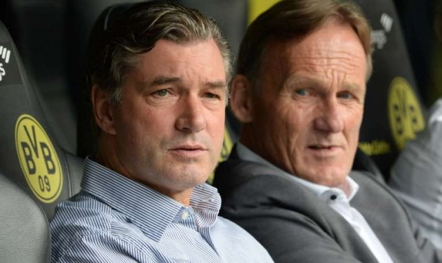 Hans-Joachim Watzke will den Kader im Sommer anpassen
