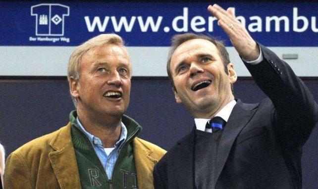 HSV: Die Zukunft von Hoffmann wird sich bald klären