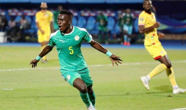 Idrissa Gueye unterlag Algerien im Afrika-Cup-Finale