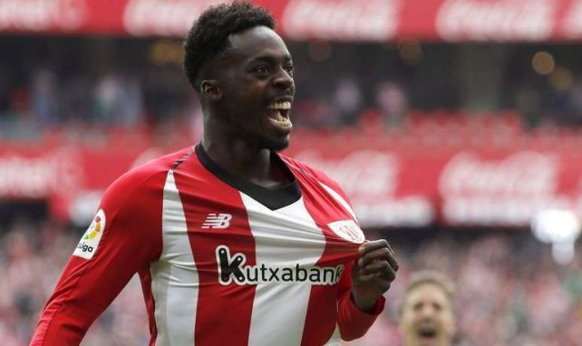 Iñaki Williams traf in dieser Saison 13 Mal