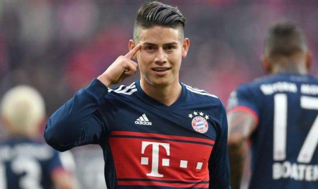 James Rodríguez wird in München bleiben