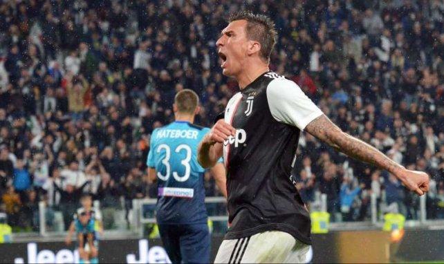 Jubelt Mario Mandzukic bald für den BVB?