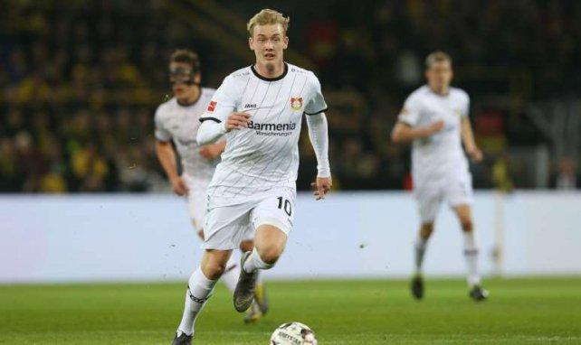 Julian Brandt liegen Zahlen von Juve vor