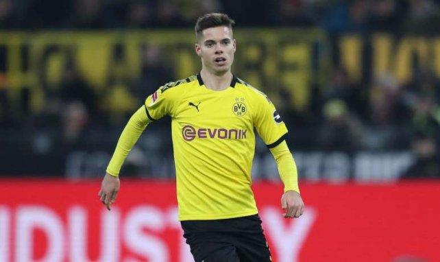 Julian Weigl steht bei der Hertha auf der Liste