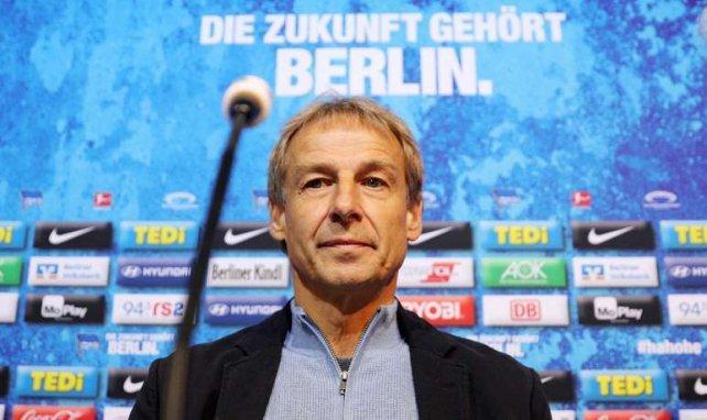 Jürgen Klinsmann hat seinen Rücktritt begründet