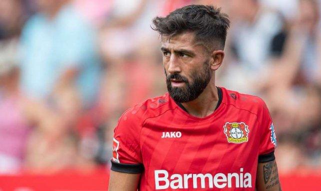 Kerem Demirbay ist der Rekordtransfer von Bayer 04