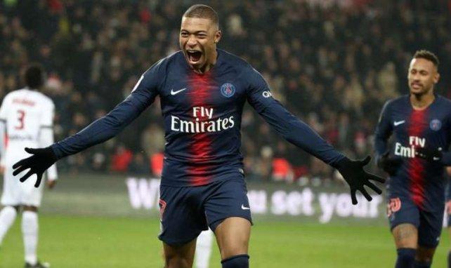 Kylian Mbappé ist Real Madrids Wunschspieler