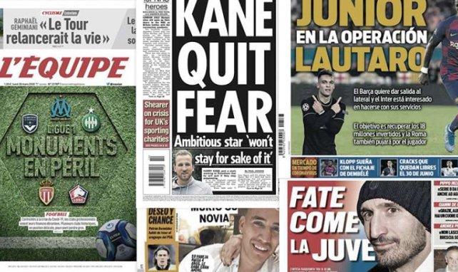 Serie A denkt über Abbruch nach | Boca Juniors träumen vom Rentner-Sturm