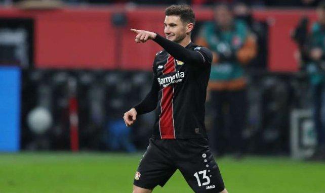 Lucas Alario wird mit einem Transfer in Verbindung gebracht