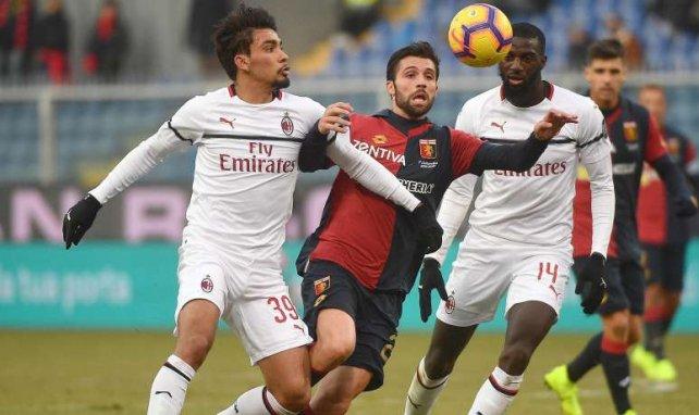 Lucas Paquetá macht den Milan-Fans Hoffnung