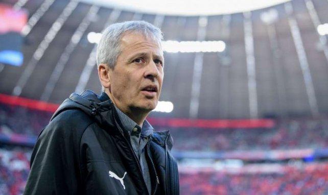 Lucien Favre muss den BVB wieder in die Spur führen