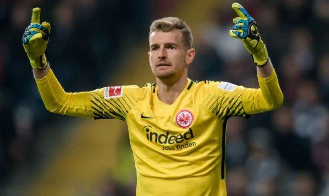 Lukas Hradecky wird die Eintracht wohl verlassen