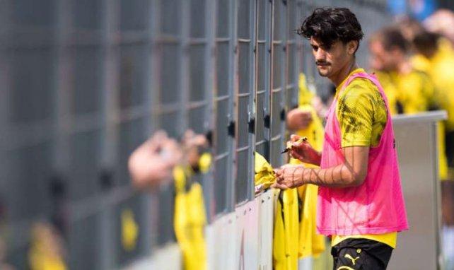 Mahmoud Dahoud hat keinen leichten Stand bei Lucien Favre