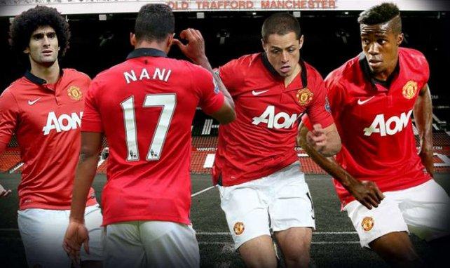 Manchester will etliche Stars abgeben