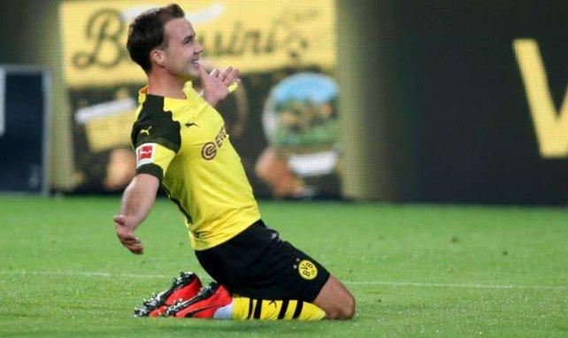 Mario Götze soll auch kommende Saison für den BVB jubeln