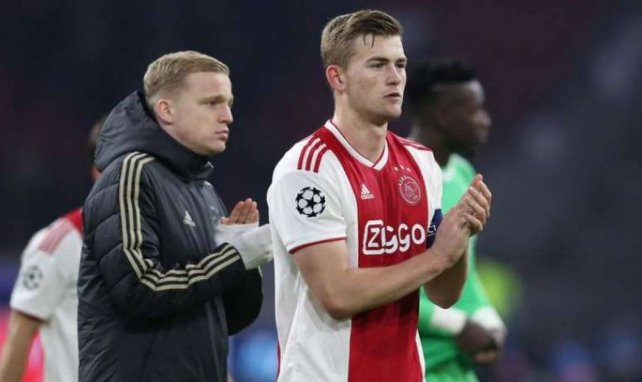 Ajax: De Ligt-Abgang bestätigt