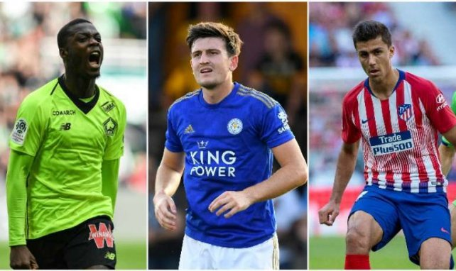 Premier League: Die zehn teuersten Transfers des Sommers