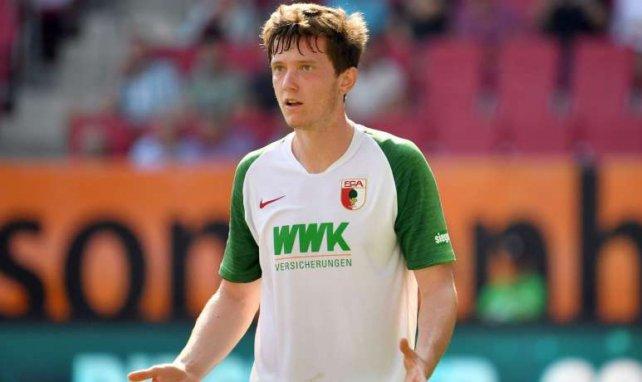Michael Gregoritsch will den FCA verlassen