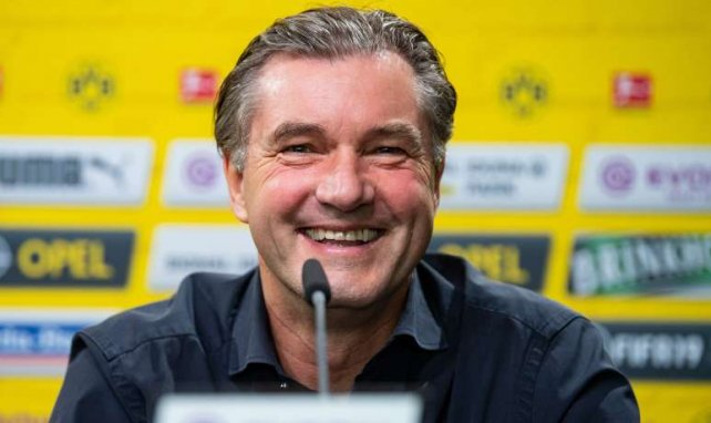 Michael Zorc bastelt weiter am BVB-Kader