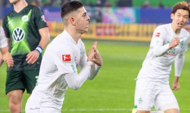 Milot Rashica spielt seit Januar 2018 in Bremen
