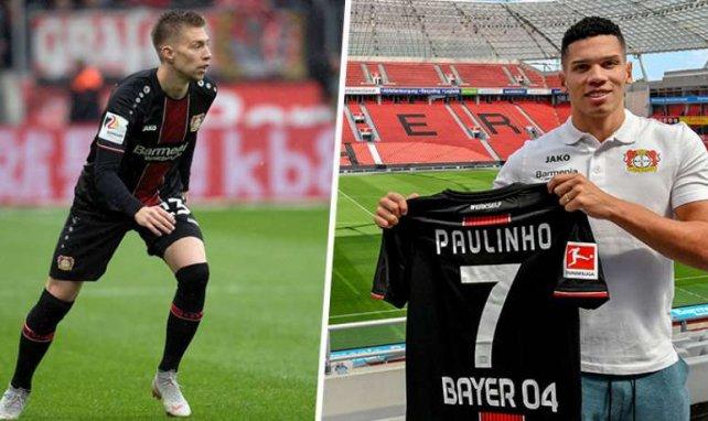 Mitchell Weiser und Paulinho benötigen noch Anlaufzeit