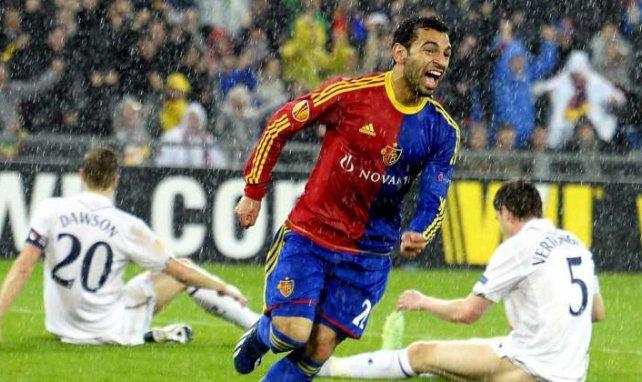 Mohamed Salah macht mit starken Leistungen auf sich aufmerksam