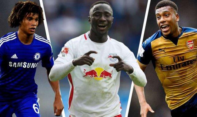 Naby Keïta ist bei RB Leipzig unumstrittener Stammspieler