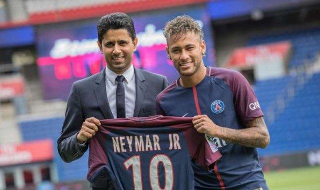 Neymar ist der Königstransfer bei PSG