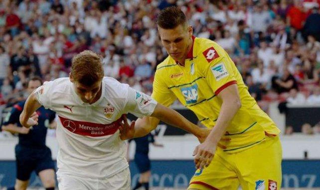 Niklas Süle spielt bislang bockstark auf