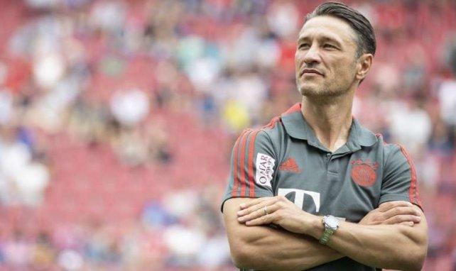 Niko Kovac hält beim FCB die Fäden in der Hand