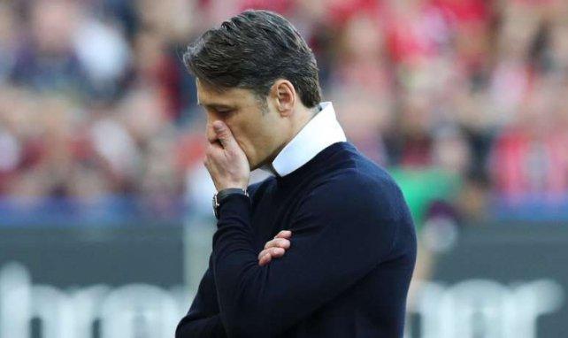 Niko Kovac muss als Bayern-Trainer einiges erdulden