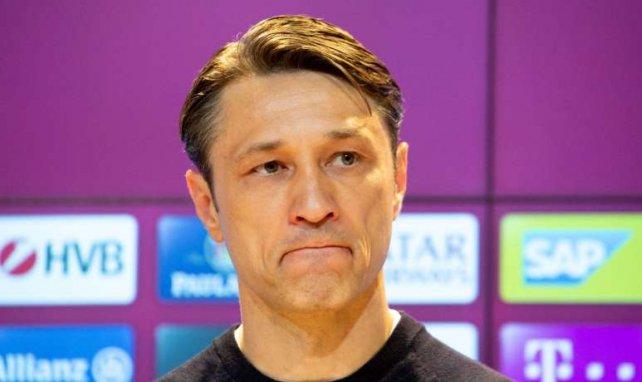 Niko Kovac stand Rede und Antwort