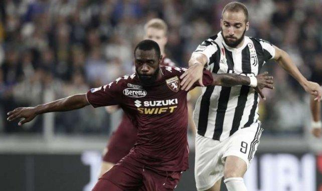 N'koulou ist in Turin gesetzt