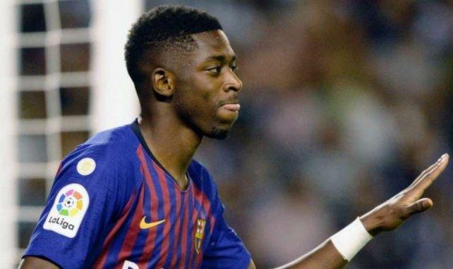 Ousmane Dembélé ist beim FC Bayern Thema
