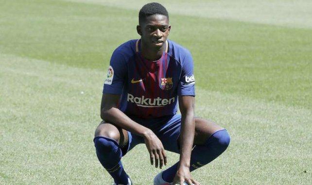 Ousmane Dembélé könnte es zu Atlético ziehen