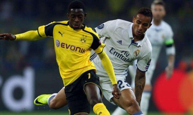 Ousmane Dembélé begeisterte gegen Real mit tollen Dribblings