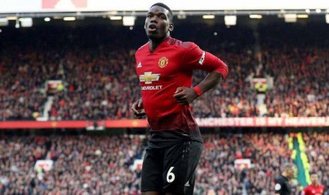 Paul Pogba hält Manchester in Atem