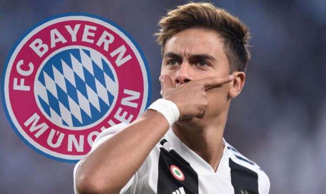 Paulo Dybala wird mit dem FC Bayern in Verbindung gebracht