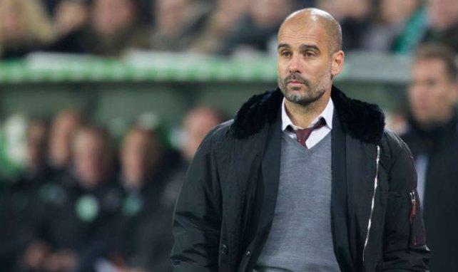 Pep Guardiola bastelt am City-Kader
