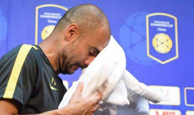 Pep Guardiola könnte das nächste Juwel verlieren