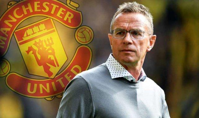 Ralf Rangnick könnte United zurück in die Spur bringen