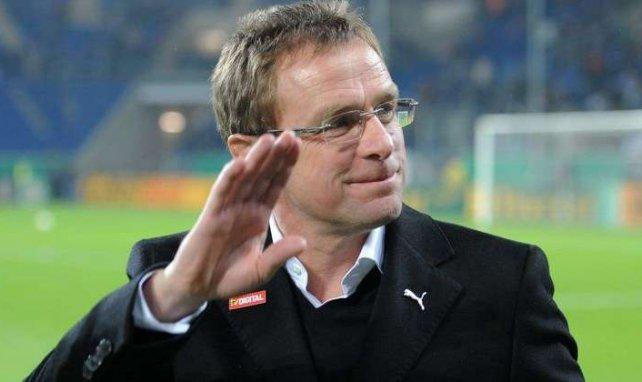 Ralf Rangnick wird Sportdirektor bei Red Bull