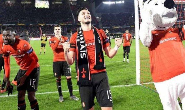 Ramy Bensebaini könnte nach Gladbach wechseln