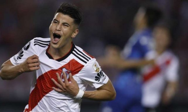 Real Madrid schnappt sich Exequiel Palacios