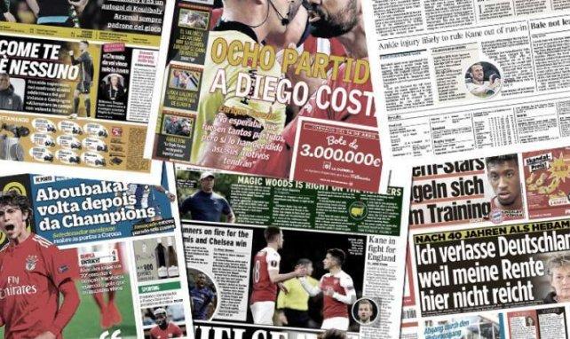 Rassismus-Eklat um Salah | Bale nervt Real | Portugal feiert Félix