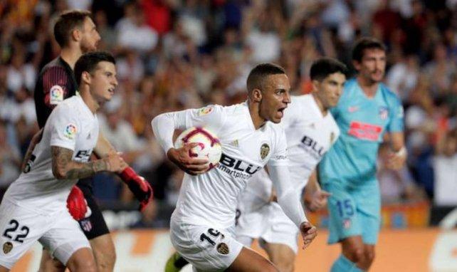 Rodrigo traf zum Saisonauftakt gegen Atlético