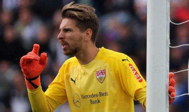 Ron-Robert Zieler steht vor dem VfB-Absprung