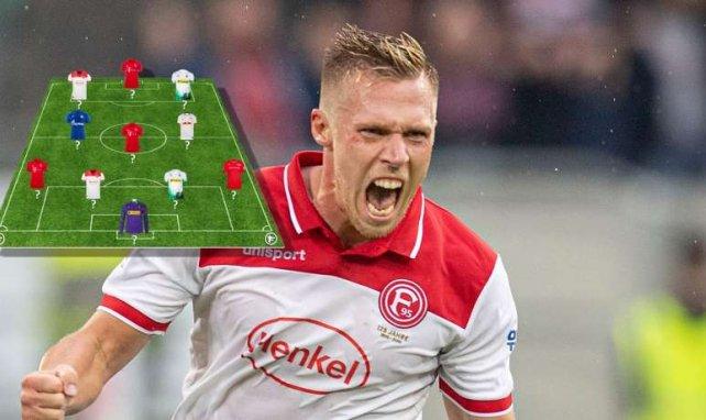 Rouwen Hennings ist der Spieler des 11. Spieltags