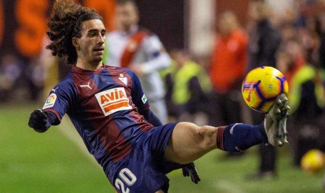 Schnell, physisch und technisch stark: Marc Cucurella