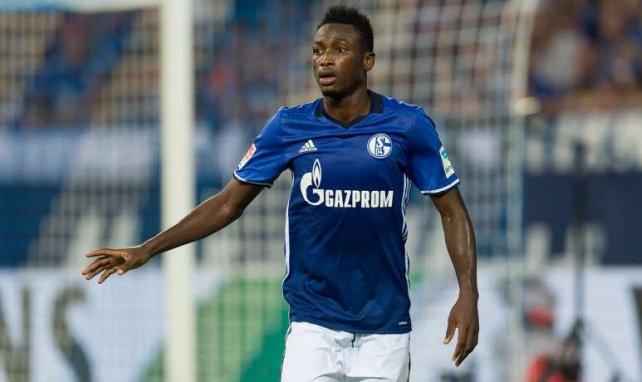 Schon vergangene Saison auf Schalke: Abdul Rahman Baba